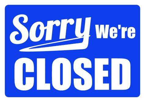 office will be closed sign template office will be closed sign template gidiye