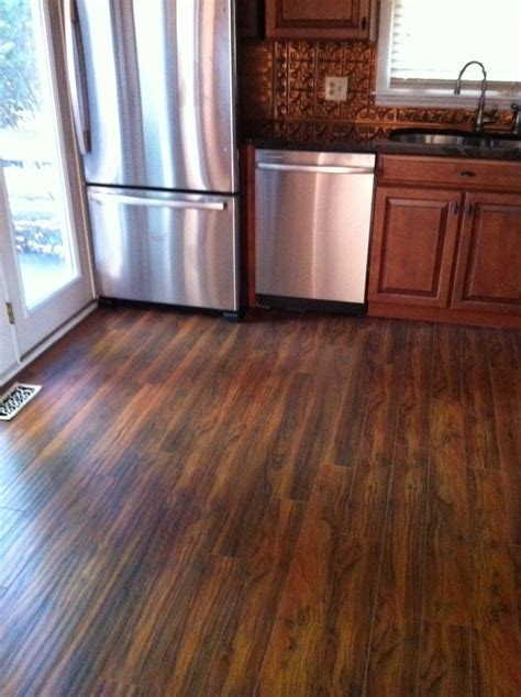 Vinyl Plank Flooring Vs Tile For Kitchen   Morespoons