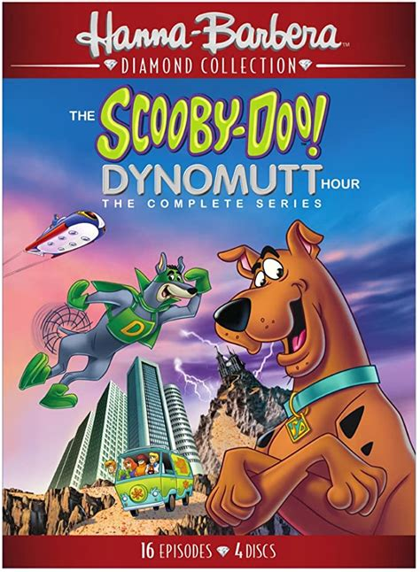 Scooby-Doo/Dynomutt Hour, The: The Complete Series DVD ...