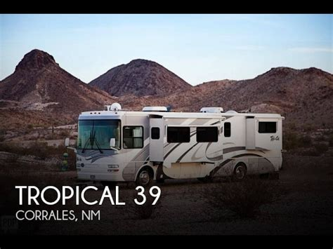 [unavailable] Used 2004 Tropical 39 In Corrales, New