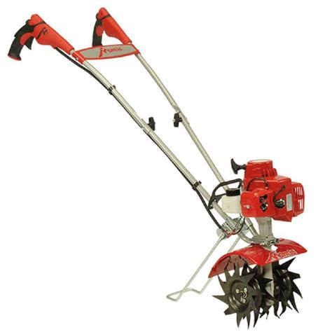 Rototiller Home Depot by Mantis 21cc 2 Cycle Plus Gas Mini Tiller With Faststart