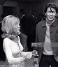 Nancy Sinatra and husband Hugh Lambert during Palm Springs ...