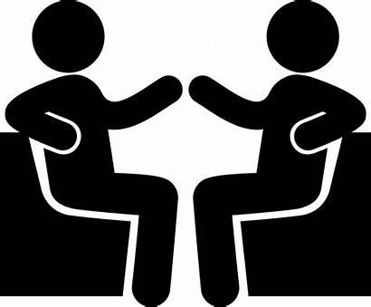 Talking Friends Icon Svg Transparent Onlinewebfonts Ives