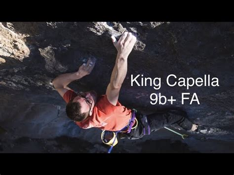 King Capella 9b+ FA - Will Bosi | EpicTV