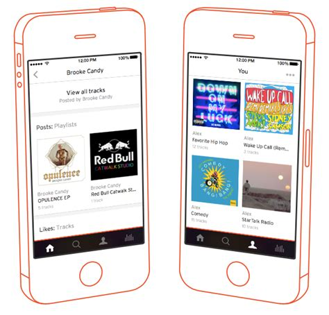 upload to soundcloud from iphone soundcloud for iphone receives stunning facelift removes