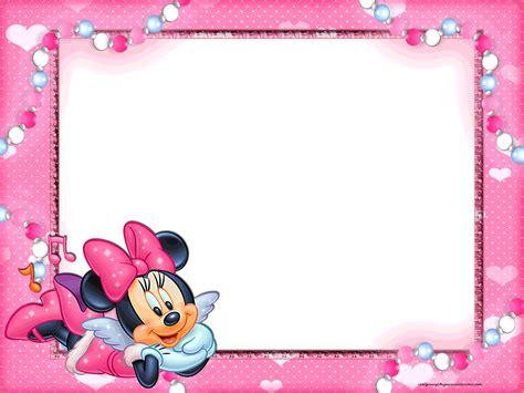 Marcos Para Fotos Con Minnie Mouse