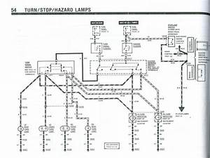 1993 Ford Mustang Blinker Wiring Diagram