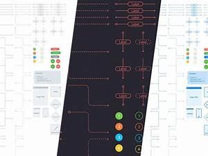Flowchart And Diagram Kit Uff08 U753b U50cf U3042 U308a Uff09