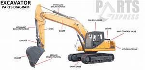 Caterpillar Equipment Parts Diagram  Ams Construction