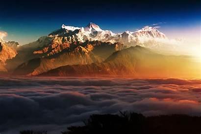 Mountain Mountains Clouds 8k Landscape 4k Nature