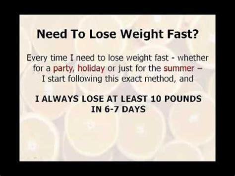 fastest   lose weight  day diet  shocking