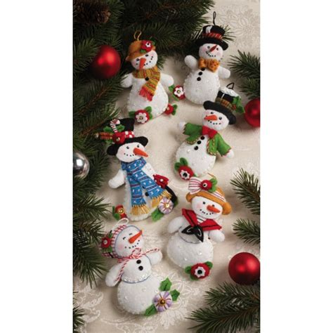 weekend kits blog felt applique christmas kits new for