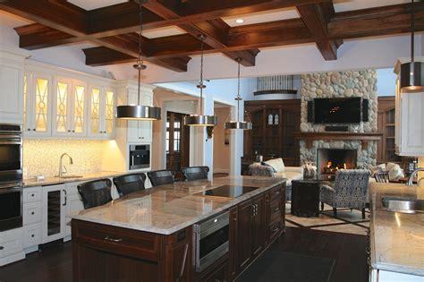rustic modern kitchen ideas modern rustic kitchens dgmagnets com