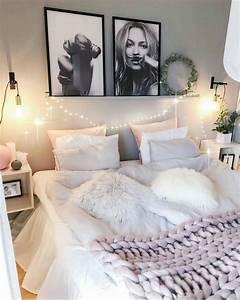 Chambre Parentale Cosy : chambre cozy id es rose gris ma chambre decoration ~ Melissatoandfro.com Idées de Décoration