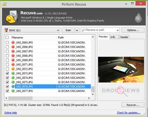 how to recover deleted photos from android devices