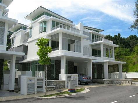 3 Story Home Designs : Modern 3 Story House Design