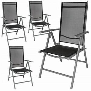 Chaise de jardin pliante aluminium 2x chaise de jardin for Awesome table de jardin aluminium leroy merlin 13 chaise pliante en aluminium et tissu noir