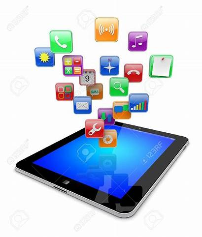Software Pc Icons Apps Tablet Cloud Emerging