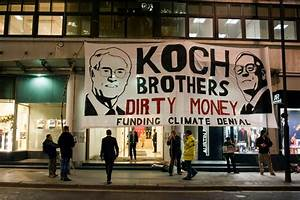 One Percent Takers — Koch Brothers Exposed | One Percent ...