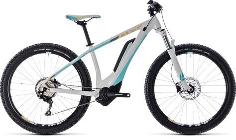 cube e mountainbike 2018 cube access hybrid pro 400 white 180 n 180 blue 2018