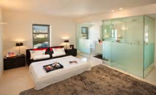 master bedroom and bathroom ideas bedroom and bathroom 2 in 1 suites clever combos or risky designs