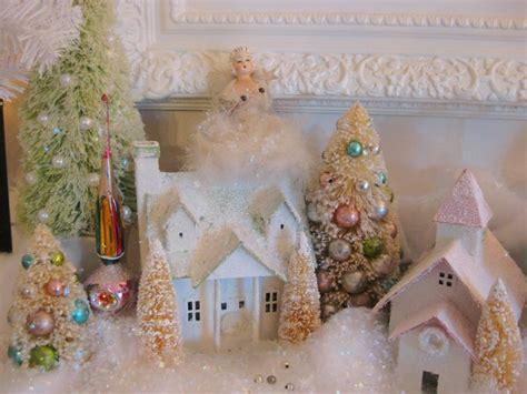 125 Best Shabby Chic Christmas Ideas Images On Pinterest