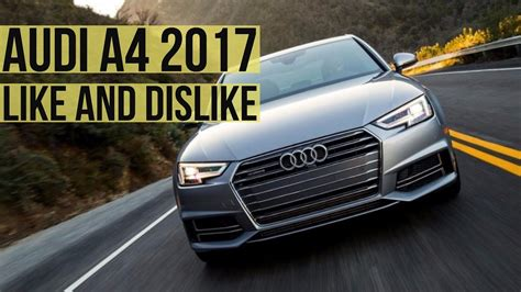 Consumer Reports Audi A4 by Audi A4 2017 Review Consumer Reports