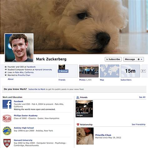 Facebook Profile, Page, And Group Differences
