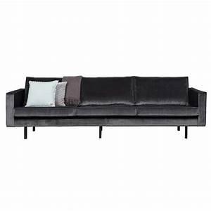 Sofa Und Co : 3 sitzer sofa rodeo samt grau lounge couch garnitur loungesofa dreisitzer in 2019 sofa co ~ Orissabook.com Haus und Dekorationen