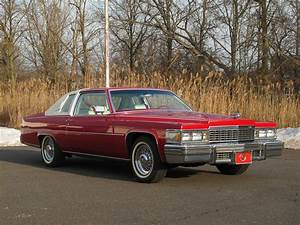 1977 Cadillac Coupe Deville For Sale  78180