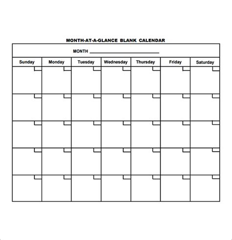 Monthly Organiser Template by Monthly Planner Template Printable Calendar Templates