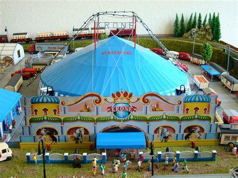 Interessante Ideenunterarm Krone by Circusmodellbau Circus Krone 1 87