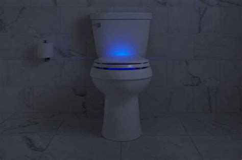 kohler  unveiled  deodorizing toilet seat digital