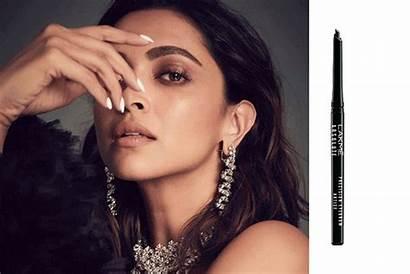 Deepika Lips Padukone Eyes Glam Lids Highlighter
