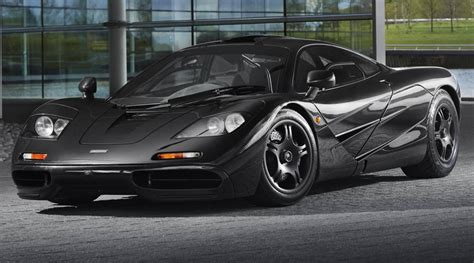 Almost-new McLaren F1 is put for sale. With a £ 9.5 ...