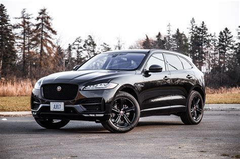 2018 Jaguar Fpace 20d Review  Canadian Auto Review