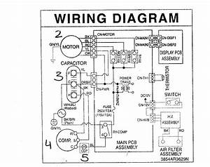 Split Air Conditioner Wiring Diagram Collection Wiring Diagram