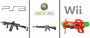 xbox vs playstation vs nintendo MEMEs
