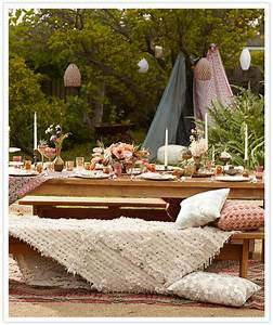 Gartenparty Gartenpartys Mal Ganz Anders Ideen : my stuff room galore ious stuff boho chic ~ Watch28wear.com Haus und Dekorationen
