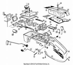 Poulan 306a Gas Chain Saw Parts Diagram For Carburetor