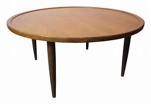 Table Basse Vintage Bois : table basse vintage en bois 1950 design market ~ Melissatoandfro.com Idées de Décoration