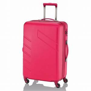 Titan Koffer Rosa : travelite tourer trolley 76 cm 4 rollen pinke rosa ~ Kayakingforconservation.com Haus und Dekorationen