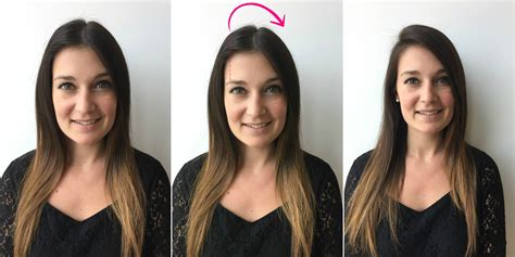 Why You Should Switch Your Hair Part