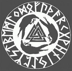 Symbole Mythologie Nordique : the valknut followers of odin heathen pinterest the o 39 jays and followers ~ Melissatoandfro.com Idées de Décoration