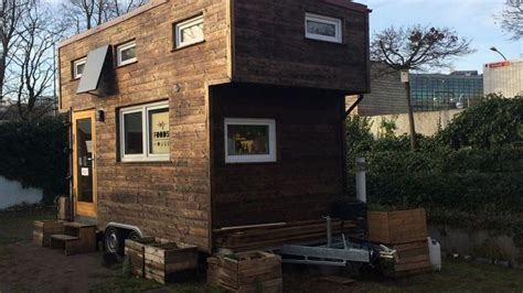Tiny Häuser In Berlin by Tiny Houses In Berlin Wohnen Auf 6 4 Quadratmetern Rbb 24