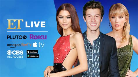 ET Live Is Now Streaming on Pluto TV: Here's How to Watch ...