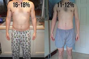 Levels Chart Images To Help You Estimate Your Body Fat Percentage