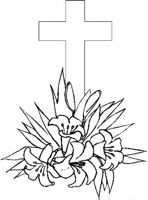 Good Friday Coloring Pages and Pintables for Kids | Guide