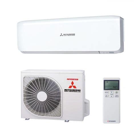 Split Klimaanlage Inverter by Mitsubishi Heavy Srk 25 Zs S Set 2 9 Kw Single Split