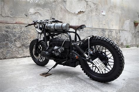 Mad Max Bmw R65 By Delux Motorcycles